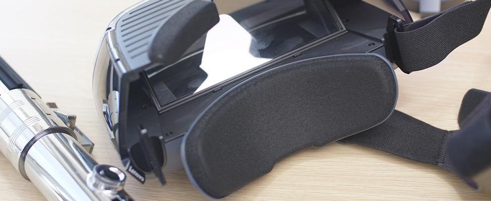 戴上它 你就是绝地武士 联想Mirage AR智能头盔套装开箱简评