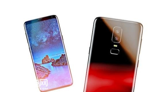 山寨版Galaxy S9? 真正的全面屏到来了
