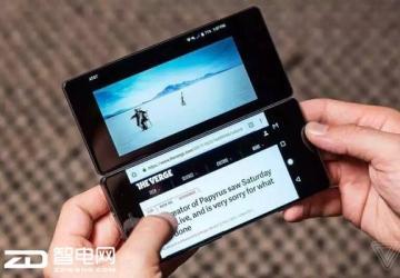 侃哥:全面屏时代的一股清流 中兴折叠屏或近期发布