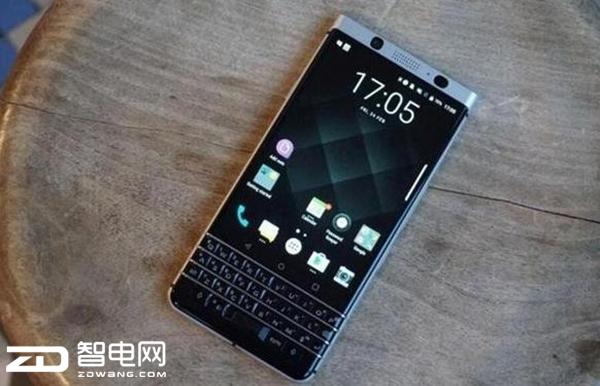 最好用的全键盘 黑莓手机推出新配色