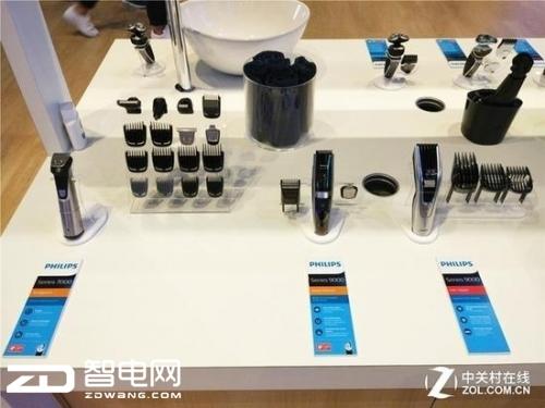 中国用户根本不需要如此多的剃须刀配件
