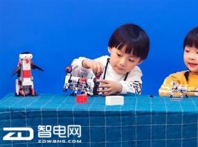 更加适合低龄儿童的米兔智能积木--小米全新烧脑玩具