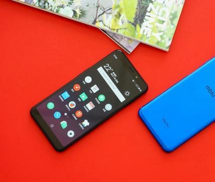 全面屏小远点侧指纹 魅蓝S6开箱图赏
