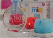 CES年度最佳宝宝科技产品大奖:智能喂养神器BlueSmat mia