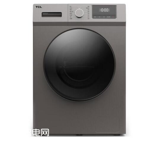摆脱三角架内筒底外桶底部污染  首选TCL8公斤免污变频滚筒洗衣机