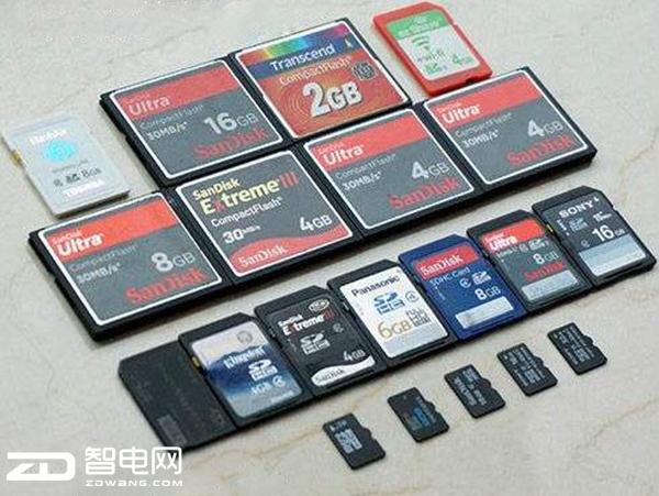 科技来电:大存储卡要来 但已经来迟了