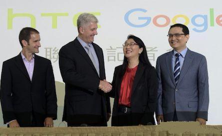 谷歌完成收购HTC   未来将会有自研芯片