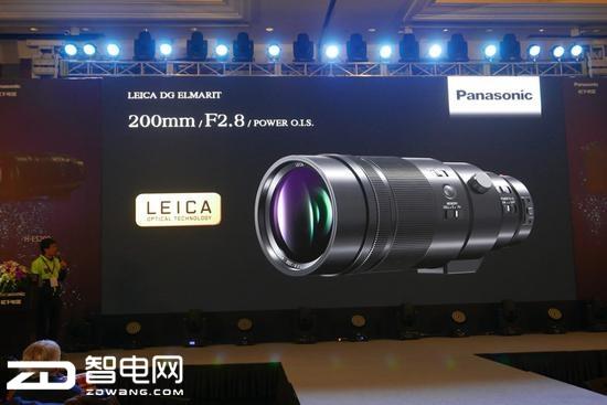 LUMIX G9首次国内亮相   H-ES200徕卡镜头也随之展出