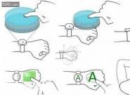 华为专利:隔空使用手势操控智能手表
