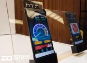 HTC精简战略后的旗舰机型现身 下载速度泄露机密