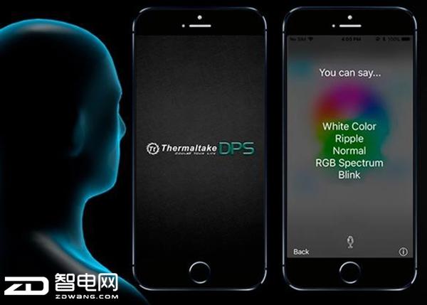 AI语音控制 曜越推出新品智能电源