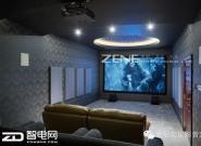 私人家庭影院设计建造之完美和谐的妥协之道!