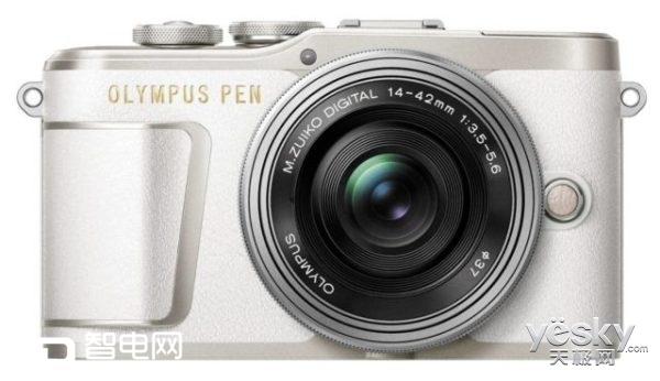 奥林巴斯推出入门级无反PEN E-PL9:售580英镑
