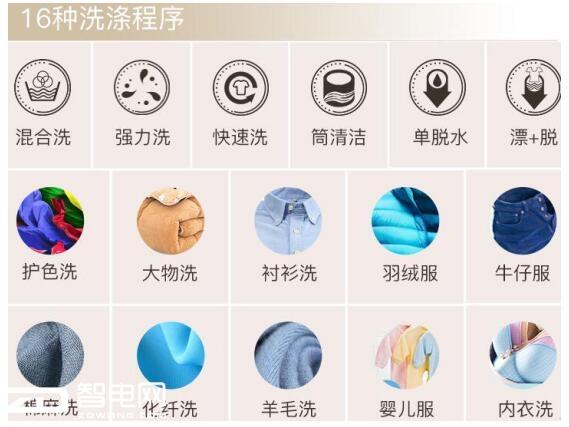 春节大扫除必备  TCL10公斤滚筒洗衣机是首选