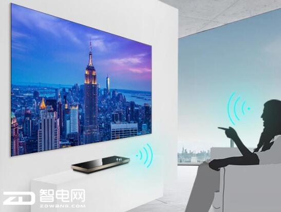 电视变成艺术品 打造挂在墙上到贴在墙上的全新时代