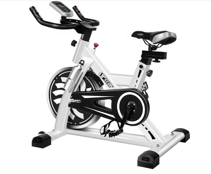冬季健身骑上动感单车  来场不伤膝的有氧运动