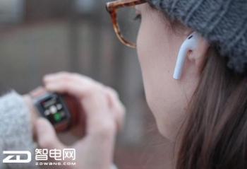 增加防水性能 苹果推出新款AirPods耳机