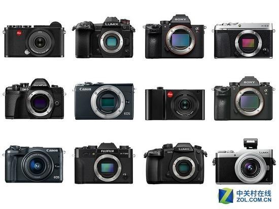 从2018年1月1日到2月25日,已经有八款微单相机问世(去年全年为12款)