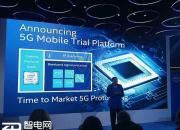 MWC2018开幕    英特尔因5G成焦点