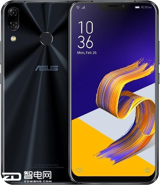 搭载骁龙845  华硕MWC2018发布ZenFone 5系列手机