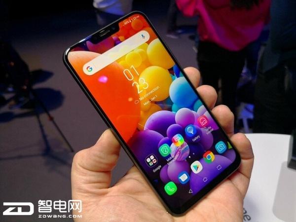 侃哥:刘海全面屏成标配?多款新机撞脸iPhone X