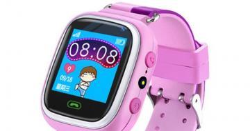 又是一年开学季 儿童定位手表守平安