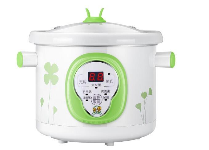 小儿贫血 可以用婴儿BB煲粥锅做出汤粥药膳调理