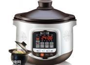 血管健康最重要 用电炖锅做出美味食疗汤