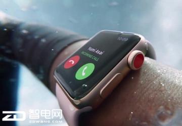 侃哥:智能穿戴市场增速放缓 苹果却玩得起劲