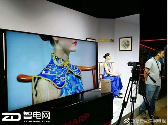 2018AWE展8K内容成热门 夏普能否扛起大旗?
