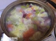 腿部腹部肥胖 用电炖锅做出瘦身汤