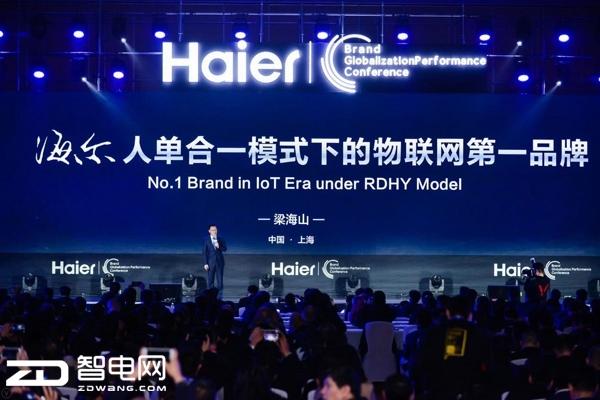 海尔六大品牌协同效应凸显 智慧家庭全球落地在路上