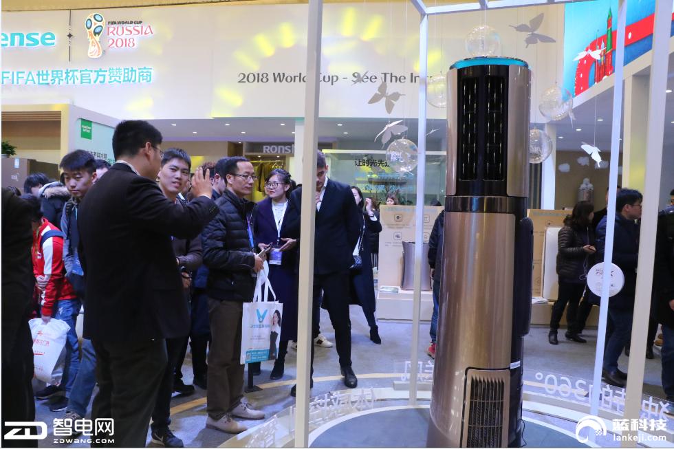 海信男神X空调AWE重磅发布 开创舒适体验新高度