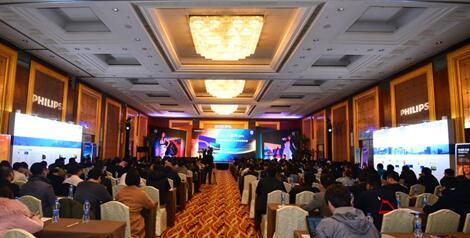 溢彩2018,聚变新纪元:飞利浦电视及显示器合作伙伴大会在上海顺利召开