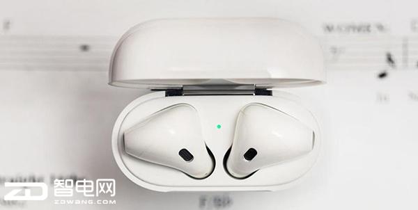 增加降噪设计 苹果明年推出AirPods 2