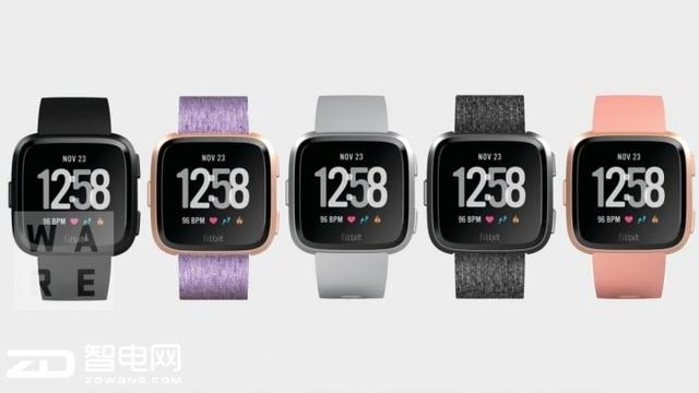 Fitbit新款智能手表 命名为Versa