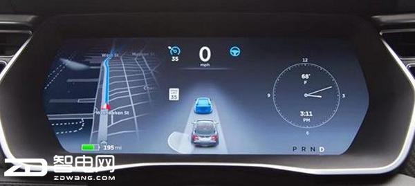 技术还不成熟 特斯拉开启自动驾驶失灵