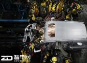 网友惊吓到了 大众工厂机器人攻击事件