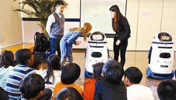 因工作人员操作不当 机器人发生伤人事件