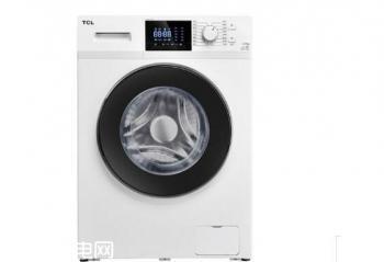护色洗衣 TCL 8-10公斤变频滚筒洗衣机轻松搞定