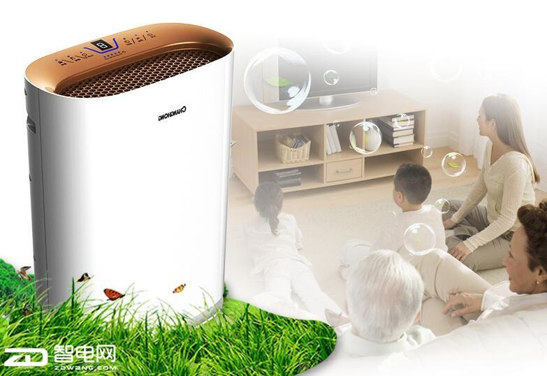 沙尘暴来袭 二娃时代选择母婴空气净化器
