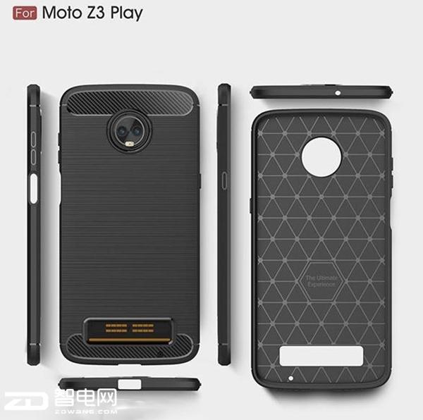 模块化扩展 Moto Z3 Play新旗舰曝光