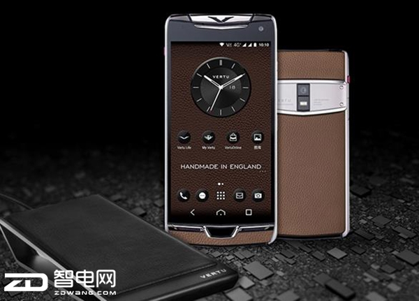 价值接近四万 Vertu推出全新限量版手机