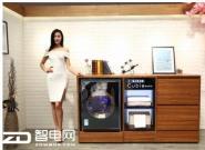 """松下发布行业首款柜式洗衣机 创新设计诠释""""家电艺术"""""""