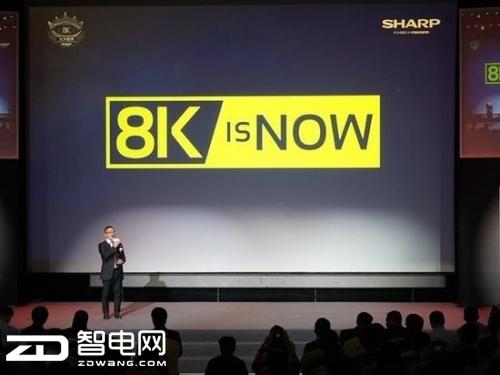 8K面板,旗舰电视,电视市场