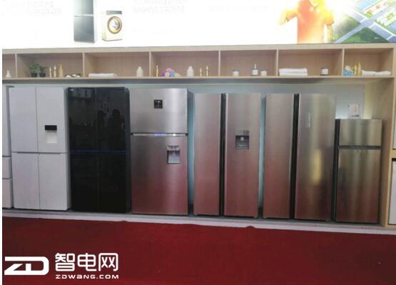为健康生活家速度 TCL冰箱洗衣机惊艳亮相2018春季广交会