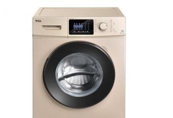 大家庭时代 五一选购TCL10公斤变频全自动滚筒洗衣机