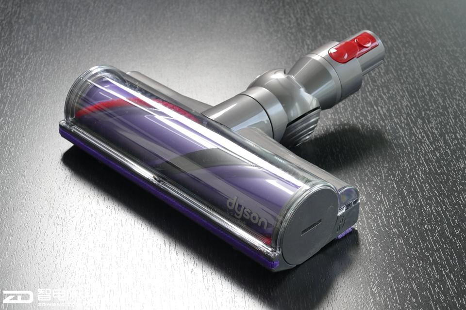一次趋于完美的进化 戴森V10 Absolute无绳吸尘器评测