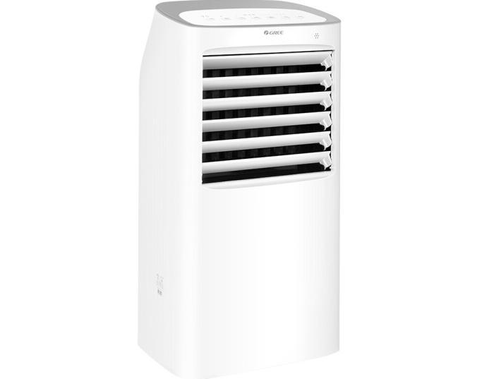 今年夏天宿舍还是无空调 或许空调扇能帮忙