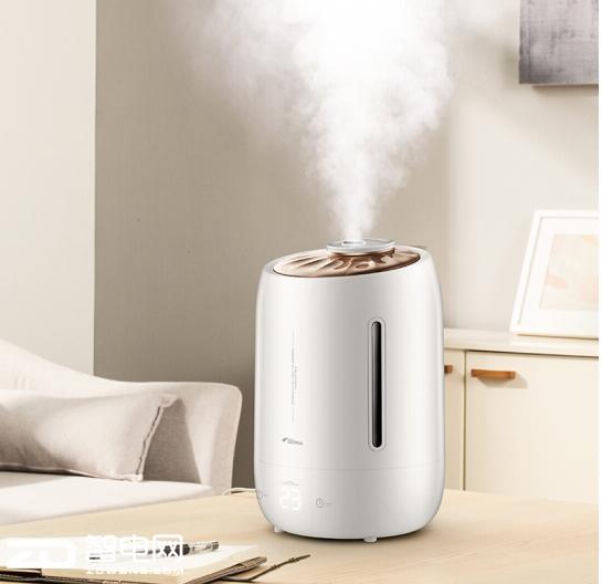 空调小搭档 加湿器智能呵护滋润一整天